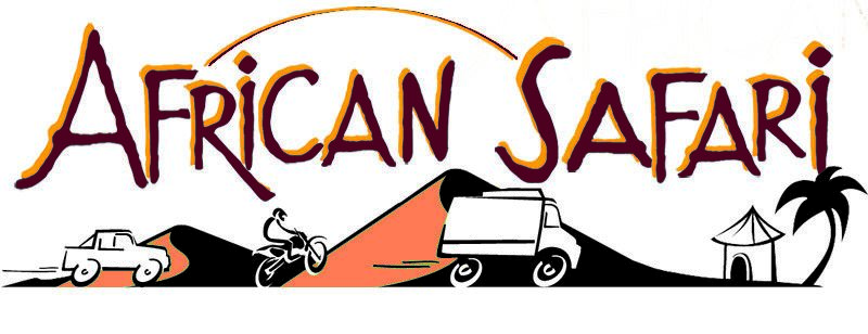 Logo African Safari